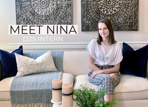 Introducing Design2Sell Intern Nina Meier