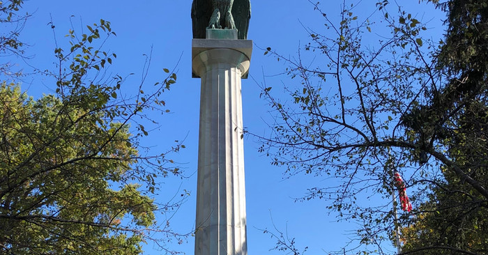Van Neste Square Monument