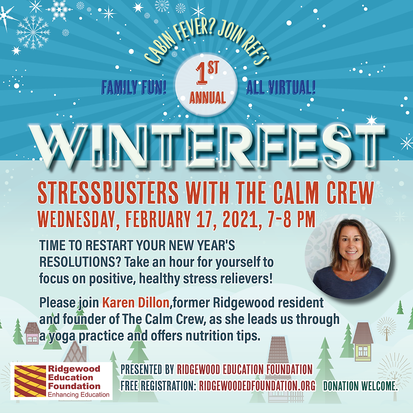 Stressbusters with the Calm Crew