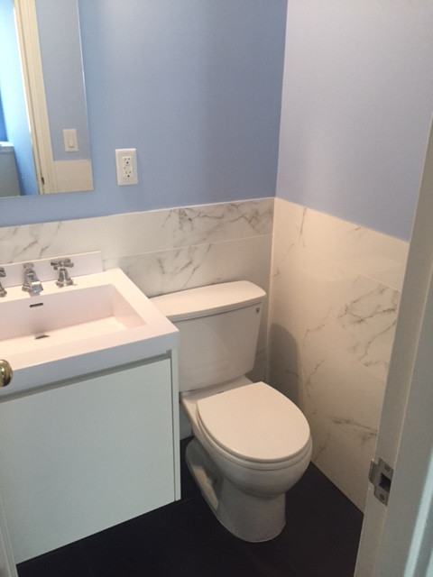 Bathroom by Mango Interiors