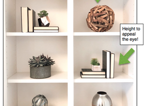 Using Bookshelves to Elevate Your Décor
