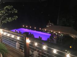 event lighting setup