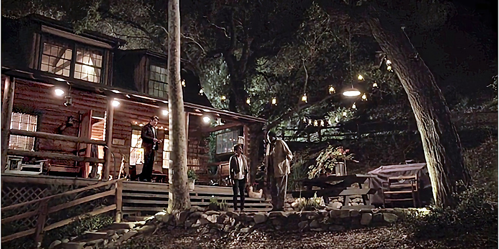 Friday the 13th Filming Location Tour + Dinner & Movie Screening
