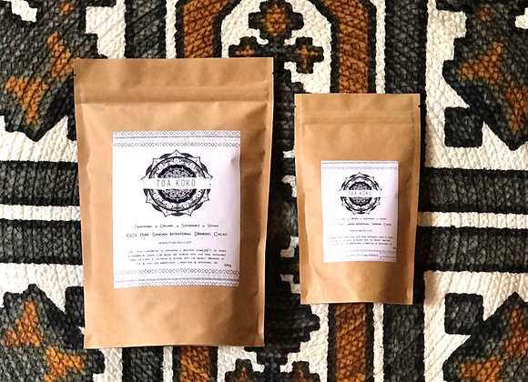 Samoan Intentional Drinking Cacao -  Duo Serve 50g (1 x Pack)
