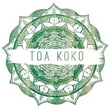 Toa Koko - Green Round Logo.png