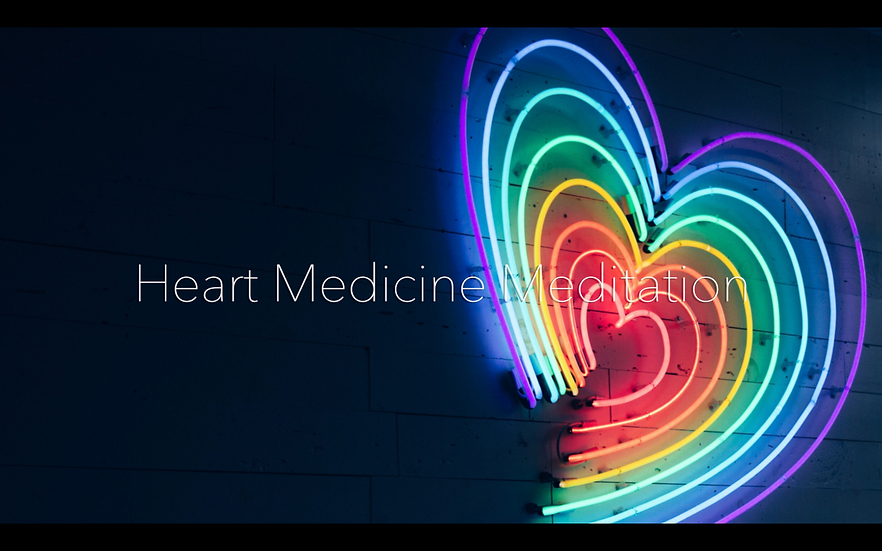 Cacao 'Heart Medicine' - Guided Meditation (Via Donation)