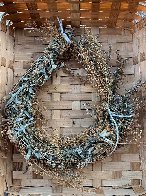 Herbal Protection Wreath
