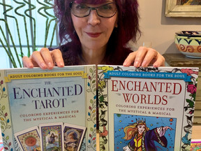 BEST ENCHANTED COLORING TIPS!