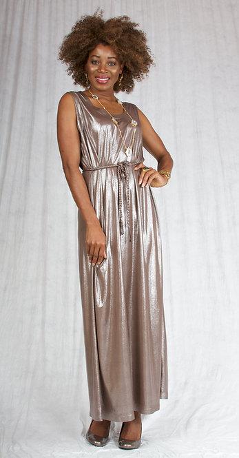 Shimmer Tank Dress