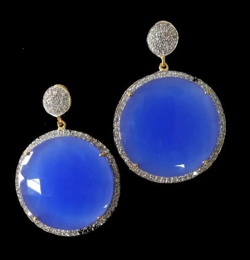Full Moon Jewelry Collection Earrings
