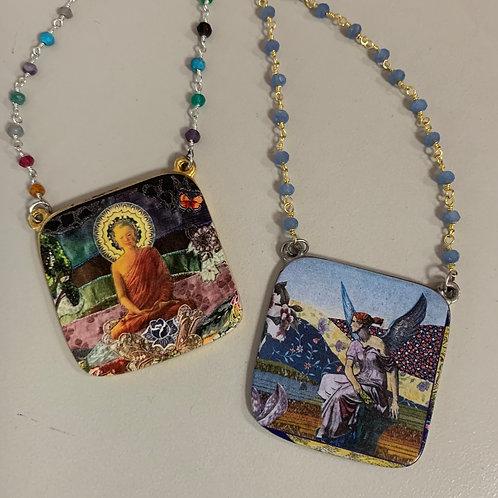 Amy's Artwear Necklaces