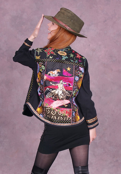 Cosmic Connection Jacket