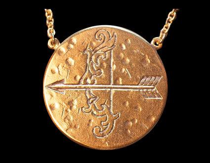 Astrology Necklace - SAGITTARIUS