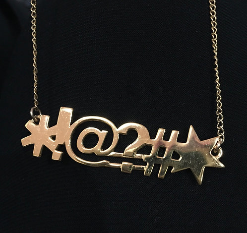 RANT Necklace
