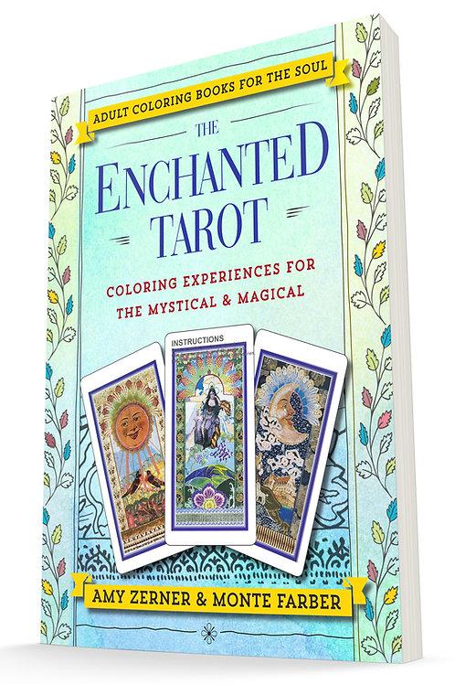 Enchanted Tarot Coloring Book
