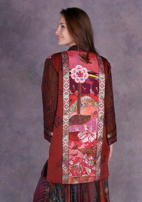 Rose Red Jacket