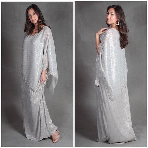 Overlay Gown Caftan