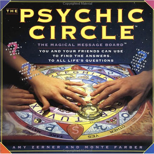 Psychic Circle Magical Message Board