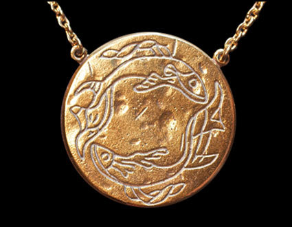 Astrology Necklace - PISCES