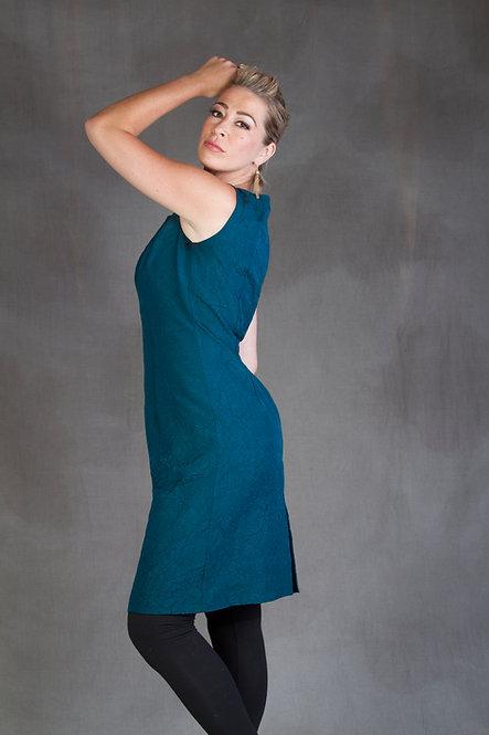 Crush Dupioni Dress