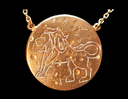 Astrology Necklace - LEO