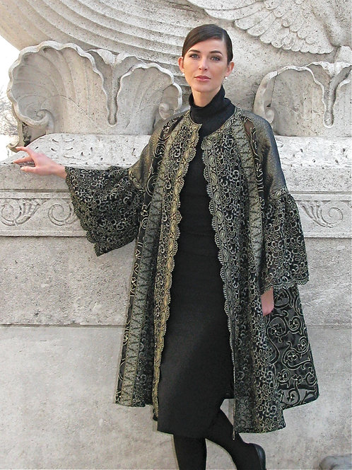 Bronze Lacey Jacket