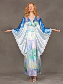 HOW TO WEAR A CAFTAN LIKE A GODDESS