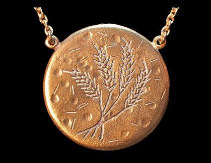 Astrology Necklace - VIRGO