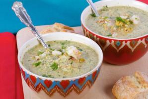 A Cool Summer Soup!
