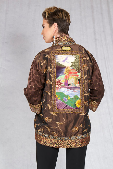Sacred Space Cocoons Jacket
