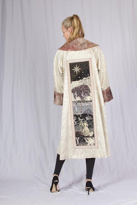 Golden Art Coat