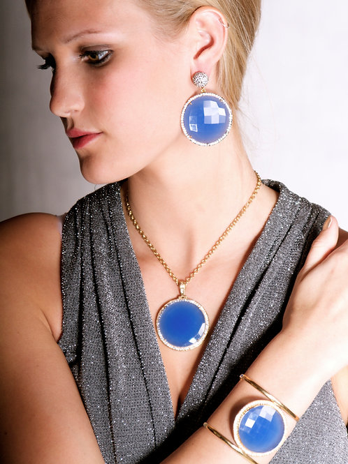 Full Moon Jewelry Collection - Necklace