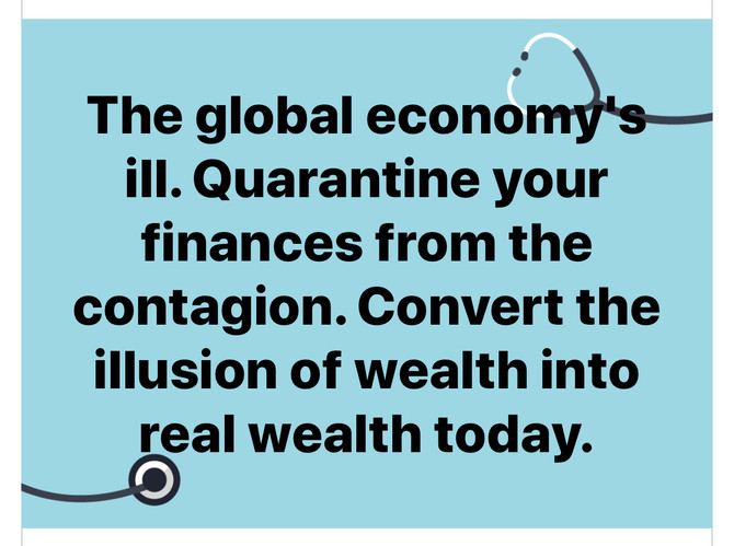 The global economy's ill