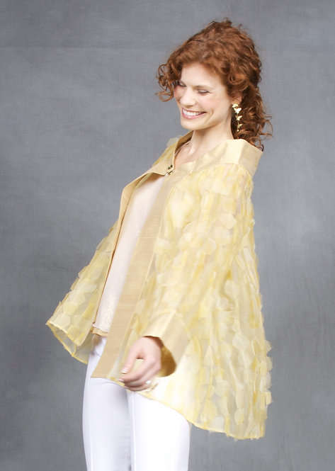 Yellow Flutter Jacket