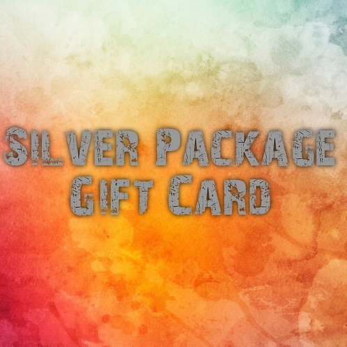 Silver Package Gift Card