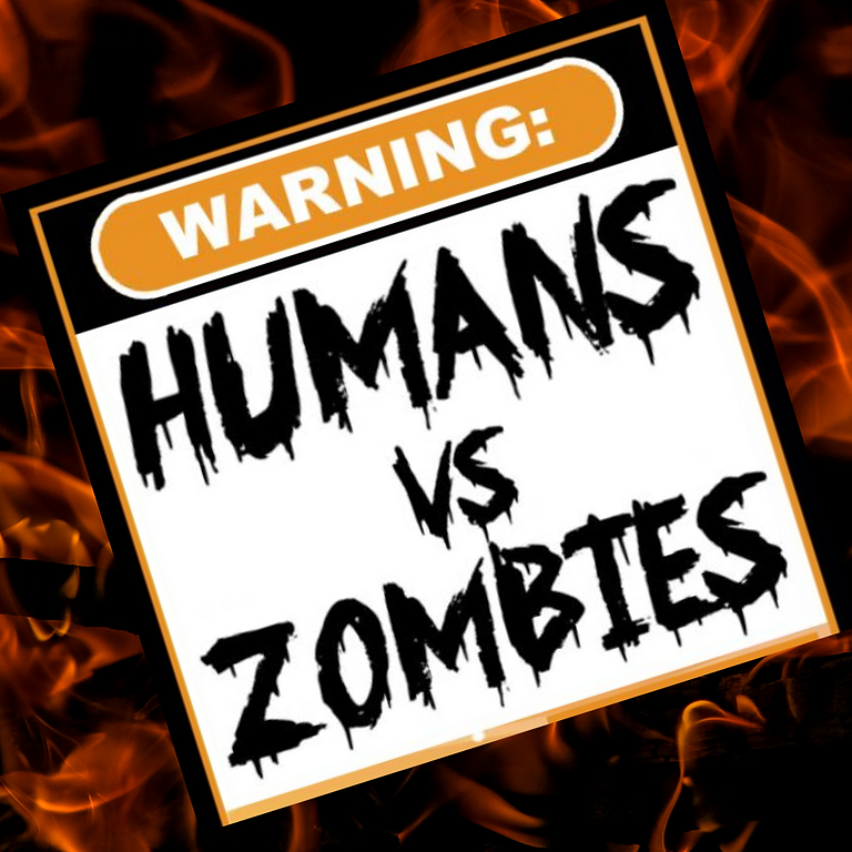 Humans Vs. Zombies (HVZ) Night (July 27th) - RESERVATIONS REQUIRED