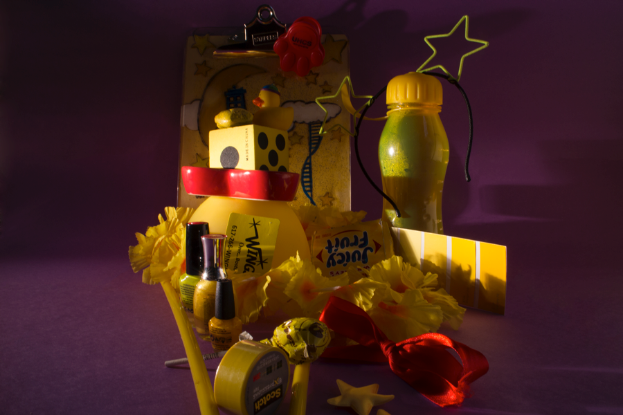 yellow still life v3