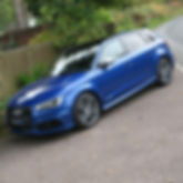 Audi S3 Sportback Detail