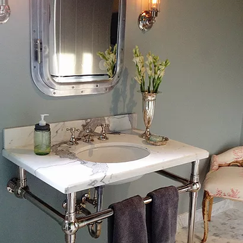 Petite Sink for Small Bathroom