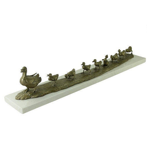 Make Way for Ducklings Maquette