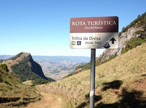 Trilha da Divisa SP/MG Serra da Balança, um trecho lindo que pode ser visitado no roteiro de 2 dias.