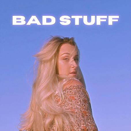 "Alexandra Finds Peace in Debut Single ""Bad Stuff"""