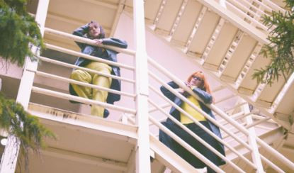 """R&B Duo SYTË release """"Up In The Air"""""""