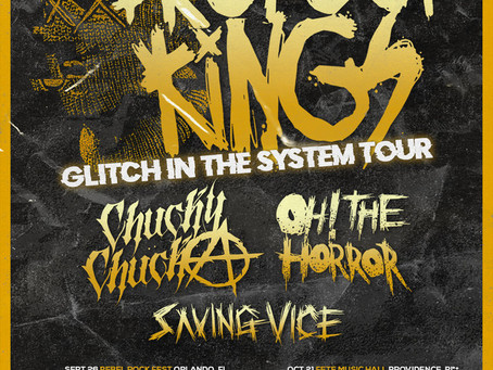 SAVING VICE TO JOIN DROPOUT KINGS ON FALL TOUR