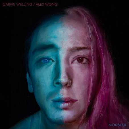 Carrie Welling And Alex Wong Release Two Versions To Show The Different Sides Of Mental Illness
