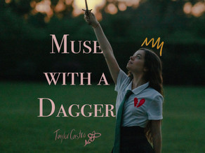 "Taylor Castro Releases ""Muse With A Dagger"""