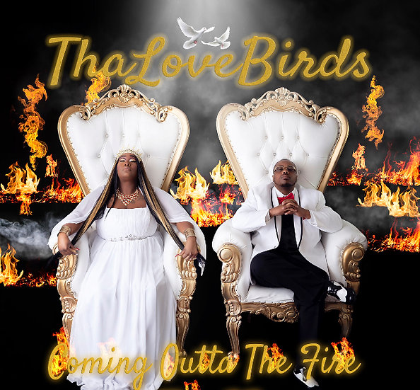 Coming Outta The Fire EP