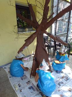 Recyclingbaum