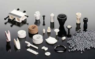 Technische Keramikteile