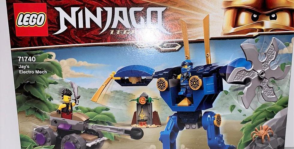 Ninjago Juniors Jay's Electro Mech